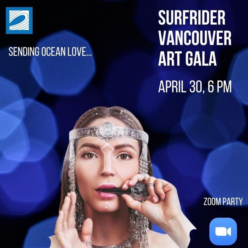Surfrider Van Art Gala 2021